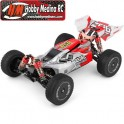 COCHE ELECTRICO RTR 1/14 BUGGY 4WD 2.4 MOTOR 550 60KMH WLTOYS