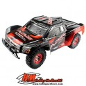 COCHE ELECTRICO RTR 1/12 SHORT COURSE 4WD 2.4 GHZ.