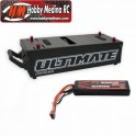CAJA ARRANCADORA CON BATERIA 11.1V 3500MAH 40C ULTIMATE RACING