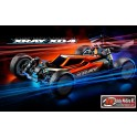 COCHE XRAY XB4D'21 - 4WD 1/10 ELECTRIC OFF-ROAD - DIRT EDITION