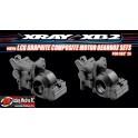 SET CAJA TRANSMISION MOTOR TRASERO GEAR BOX - LCG XB2-20
