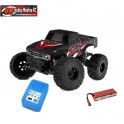TRITON XP - 1/10 Monster Truck 2WD RTR - Brushless Power 2-3S