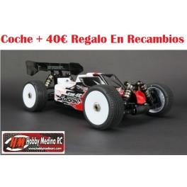 SWORKZ S35-4E PRO ELECTRIC0 BUGGY. + RUEDAS DE REGALO