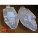 Carroceria MBX6 eco bulldog 1/8tt  trasparente.