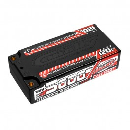 Batería lipo shorty HV 5000mah -7,6v -120c-2s-4mm bullit