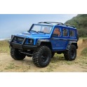 HOBAO DC1 1 / 10TH TRAIL CRAWLER RTR ,AZUL O GRIS.