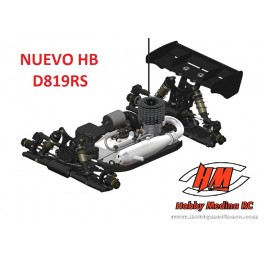COCHE HB D819RS  ( RESERVALO )