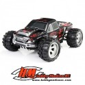 COCHE ELECTRICO RTR 1/18 MONSTER 4WD 2.4GHZ - A979