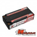 BATERIA LIPO SHORTY HV 5000MAH -7,6v -120c-2s- BANANAS 4MM