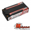 BATERIA LIPO SHORTY HV 6000mah -7,6v -120c-2s- BANANAS 4MM