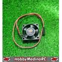 Ventilador 30x30x10 cm conector JST.