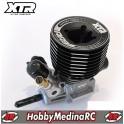 XTR ENGINE 1/8 OFF ROAD NITRO AR3 CERAMIC DLC FACTORY TUNED + XTR PIPE EFRA 2135T