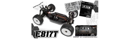 HB RACING TRUGGY  D817/E817