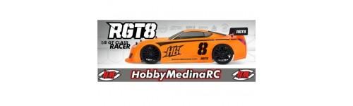 HB RACING GT RGT8 / RGT8E.
