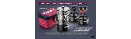 Extractor Aire Amortiguadores