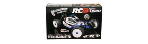 ASSOCIATED RC8/RC8B Y RC8.2