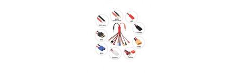 Cables De Carga y Conectores