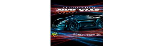 XRAY GTX8.3/GTXE8.3
