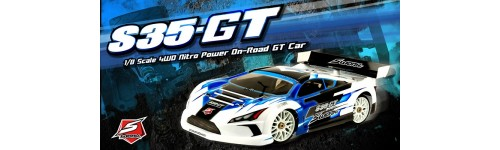 SWORKZ S35-GT2/S35-GT2E.